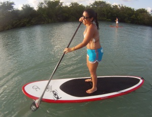 aula stand up paddle praia da pipa
