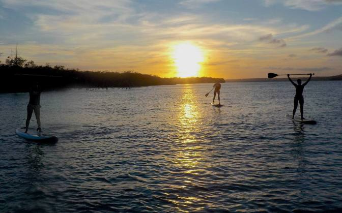 stand up paddle praia da pipa