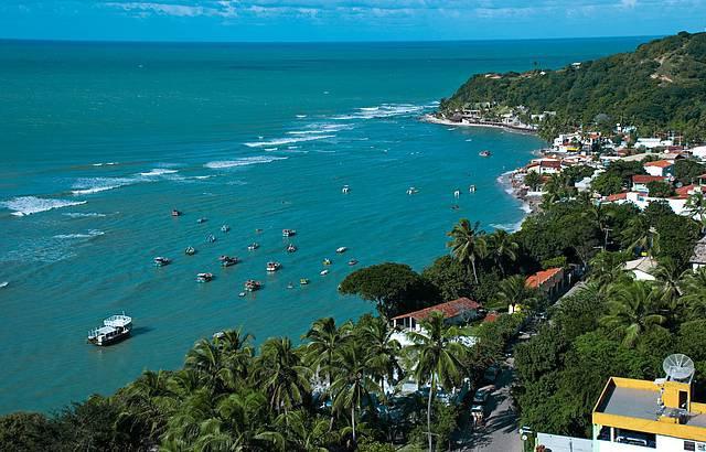 Las largas noches de Praia da Pipa Elegida por muchos Argentinos para visitar y también para vivir, Pipa es otra de las localidades del norte brasileño con un espíritu muy atractivo para el visitante.