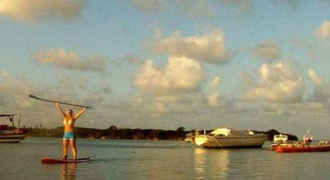 passeio stand up paddle pipa