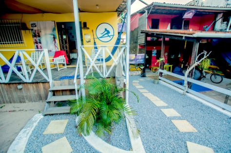 hostel pipa beach