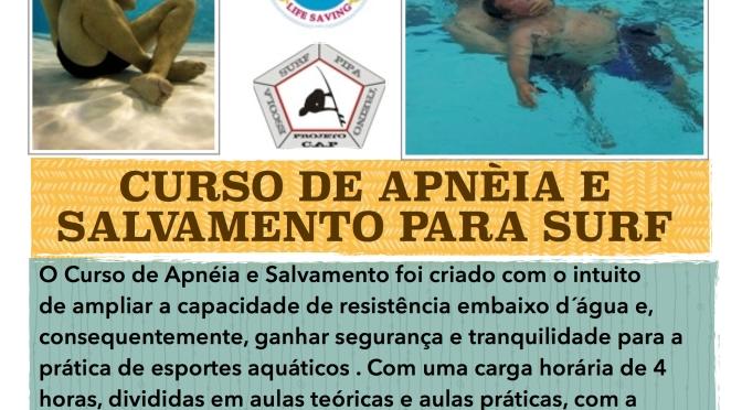 Curso apneia e salvamento Praia da Pipa Brasil com Roberto Moretto – Surf camp Pipa