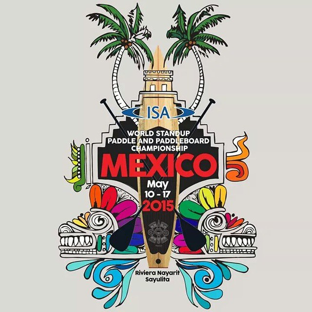 mundial ISA SUP 2015 Mexico stand up paddle