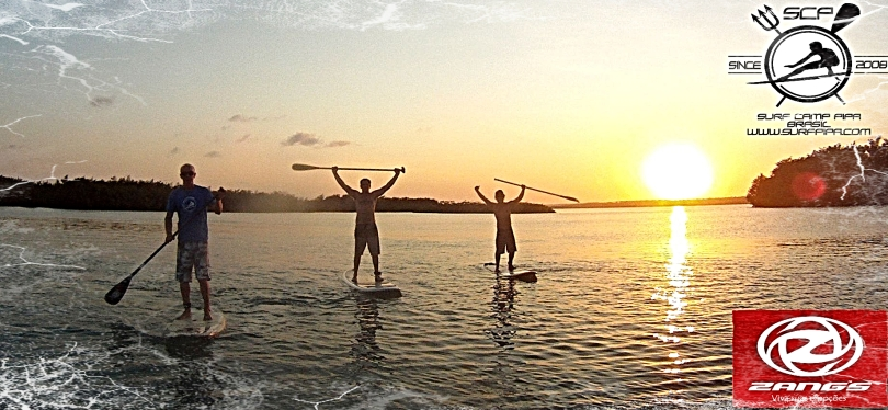 aula de stand up paddle pipa brasil