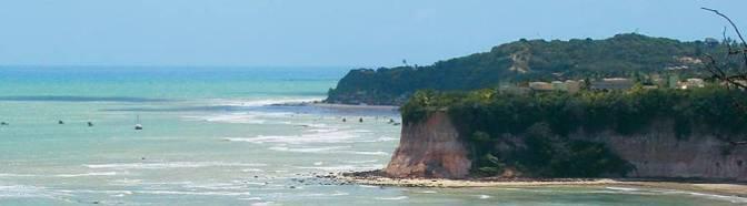 Praia da Pipa RN – Paraiso tropical no Brasil