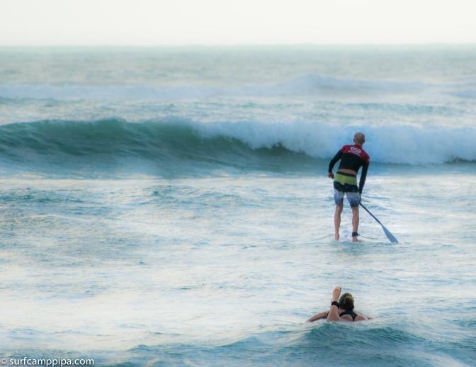 10 consejos para prácticar Stand Up Paddle (SUP)