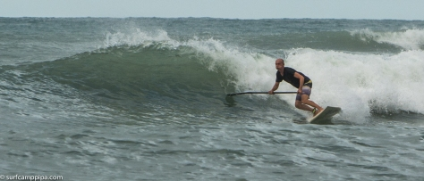 stand up paddle - ISA Treinador Roberto Moretto