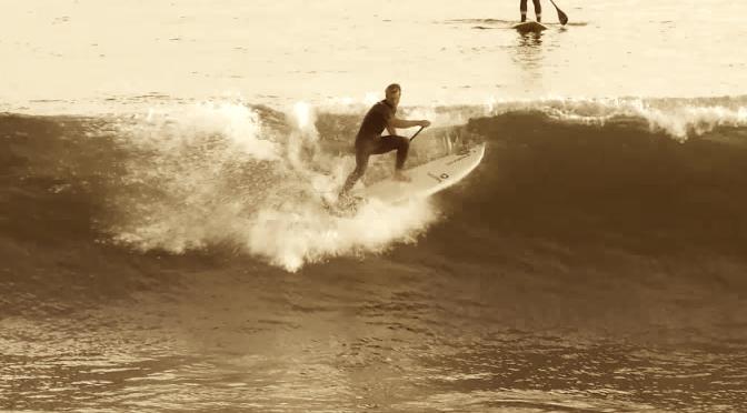 VIDEO – Road to the Final – Brennan Rose Wins Santa Cruz SUP Surf Comp
